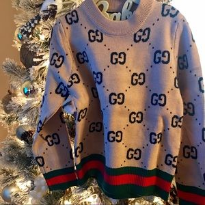 Other - Kids Holiday Sweater size 6